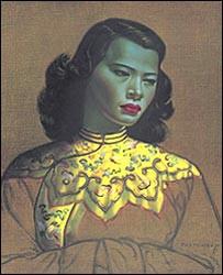Grenn Lady