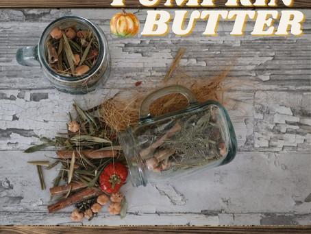 BLOG POST: Pumpkin Butter Pot Pourri