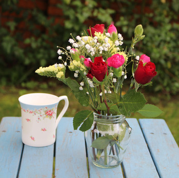 BLOG POST: The Perfect Flower Posy