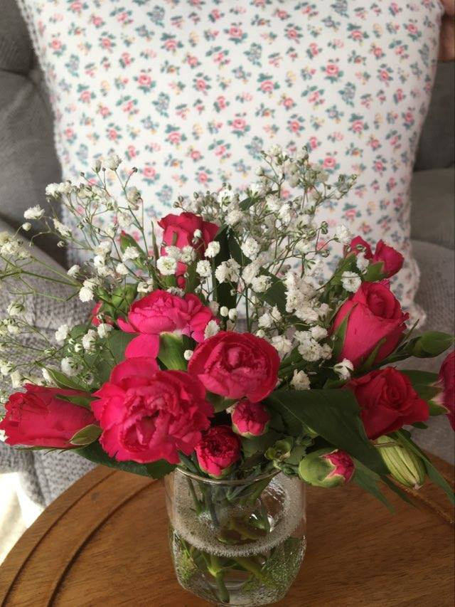 Manageable Small Flower Bouquet