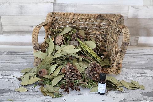 Luxury Pot Pourri, Cocoa Cabin Fragrance