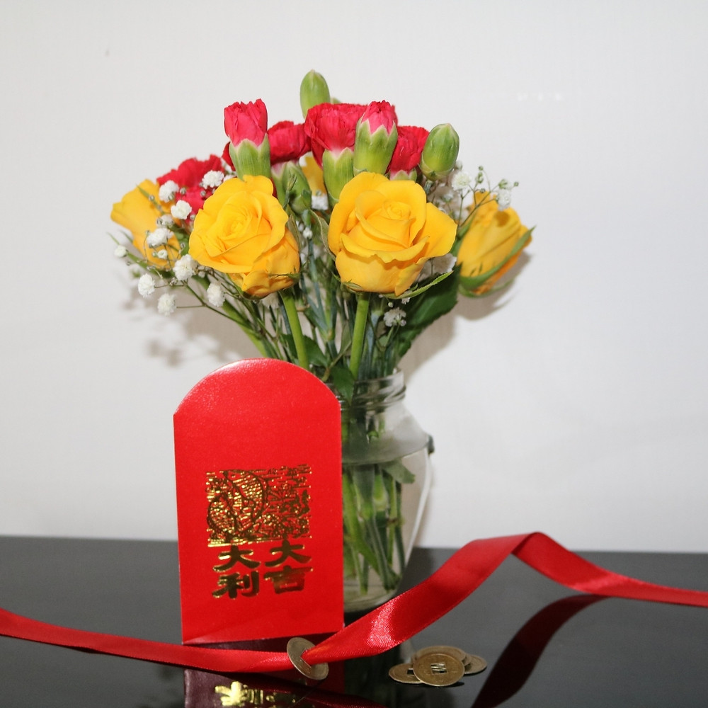 Flower Gift Delivery UK - Chinese New Year