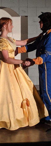 Beauty and the Beast Jr