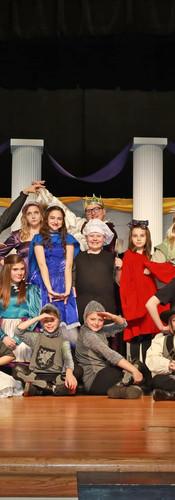 The Princess King Cast