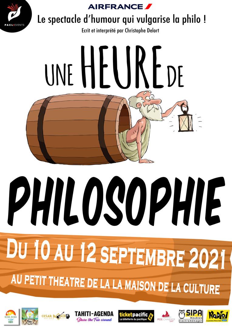 UNE HEURE DE PHILOSOPHIE