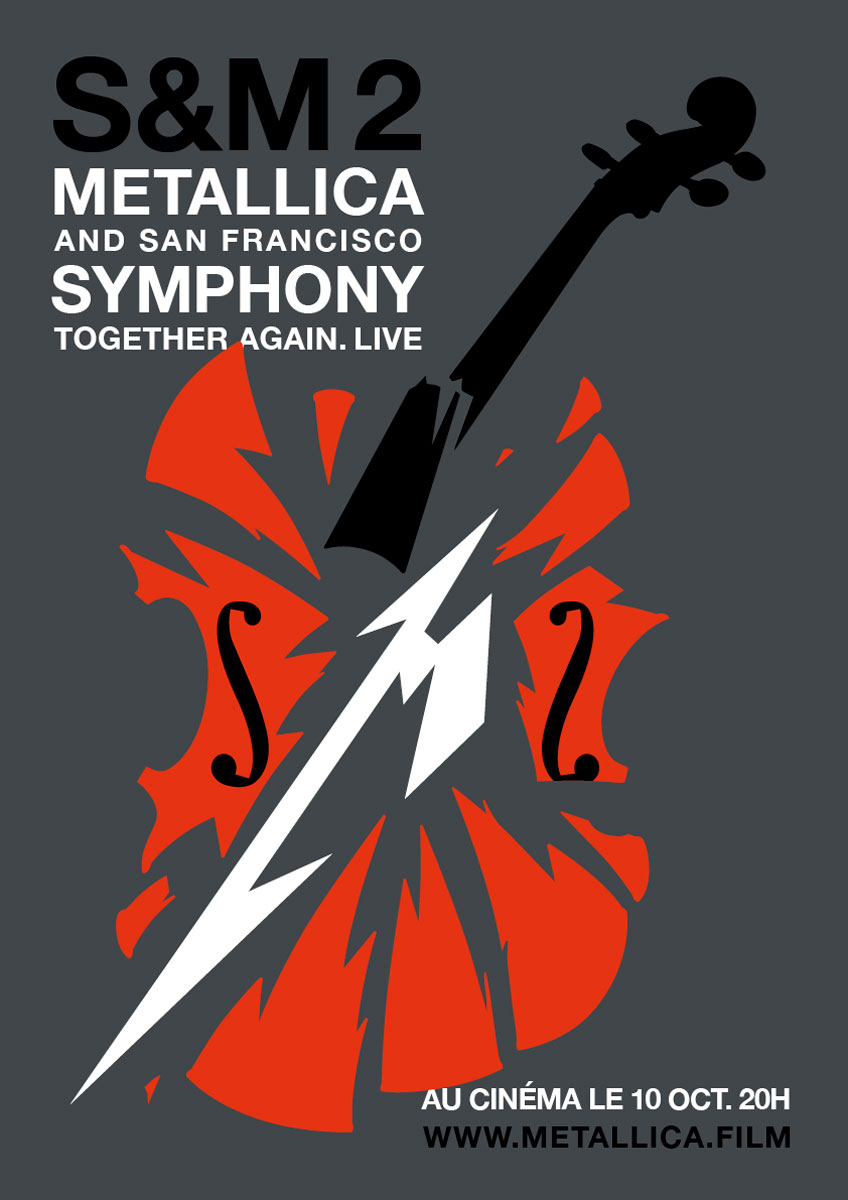 Metallica - Pathé Live