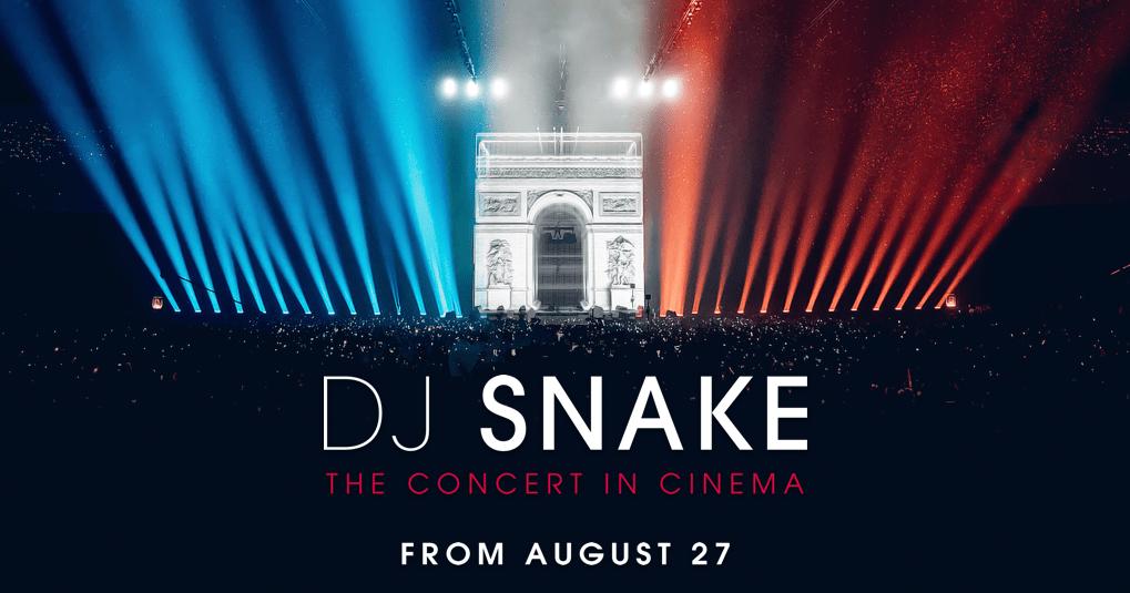DJ Snake - Pathé Live - Bientôt