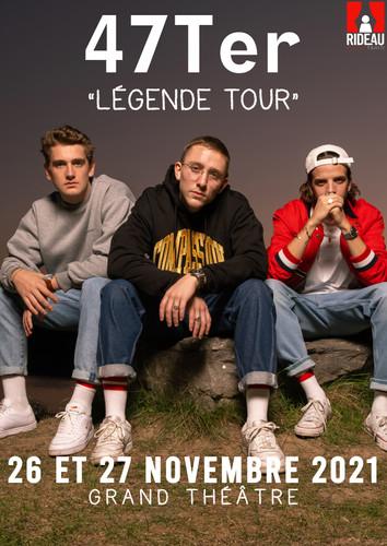 47Ter - Légende Tour