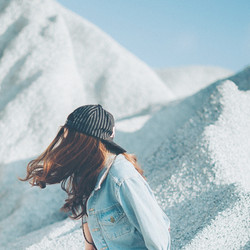 Girl in Jean Jacket