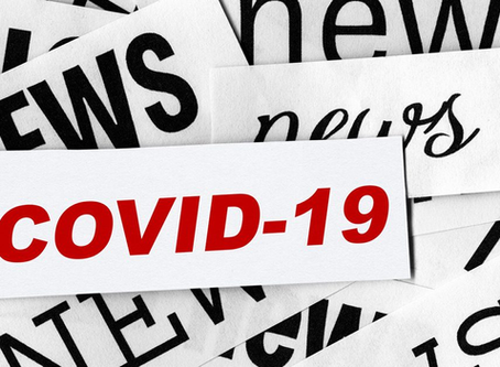 Transition In Place Monthly News Veterans Newsletter Presents: Covid 19