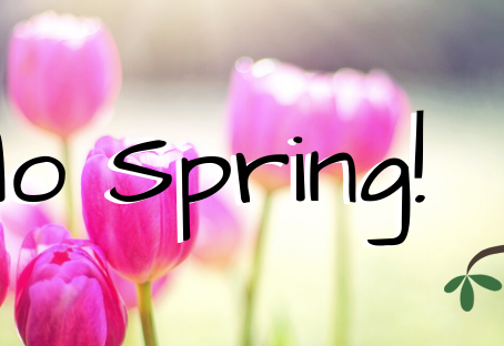 Transition in Place Monthly News Veterans Newsletter Presents: Hello Spring