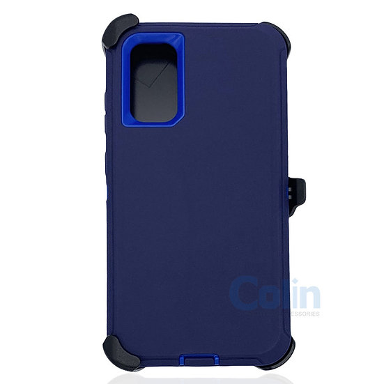Samsung galaxy S20 Plus hybrid case with clip heavy duty protective cover