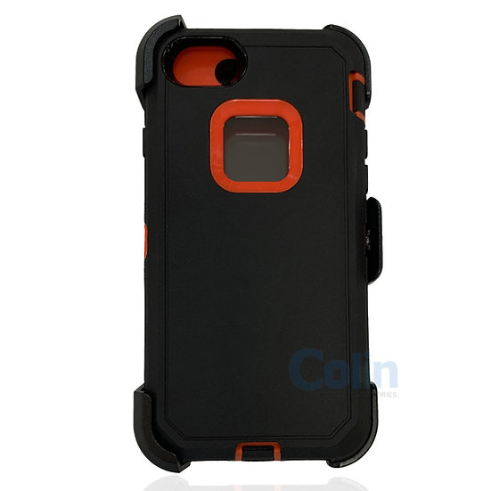 iPhone 6/7/8 hybrid universal case with clip heavy duty protective holster cover