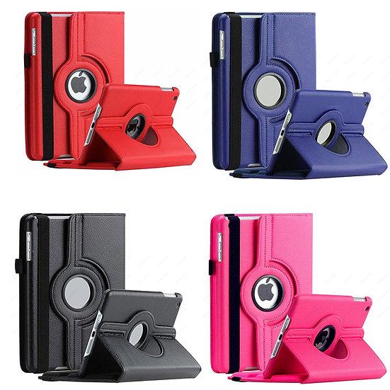 iPad Mini 1/2/3 360 degree rotating pu leather case