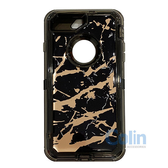 iPhone 6/7/8 marble design heavy duty case