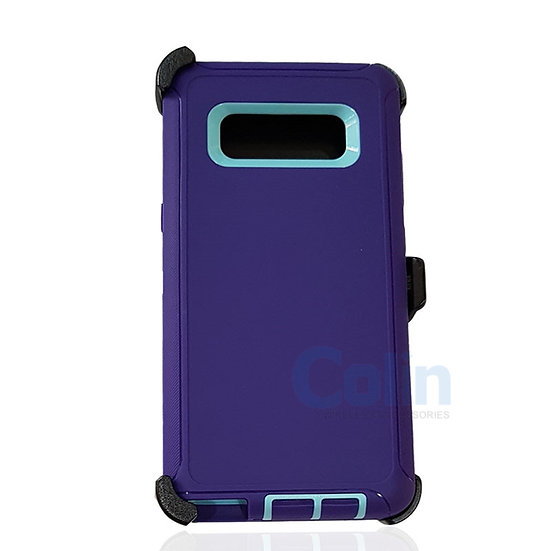 Samsung galaxy Note 8 hybrid case with clip heavy duty protective holster cover
