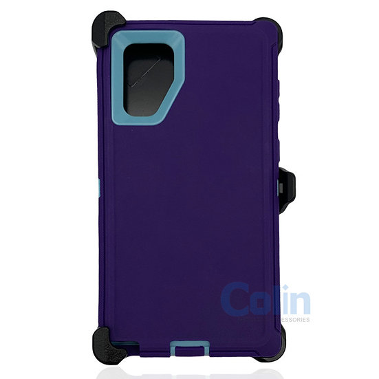 Samsung galaxy Note 10 Plus case with clip heavy duty protective holster cover