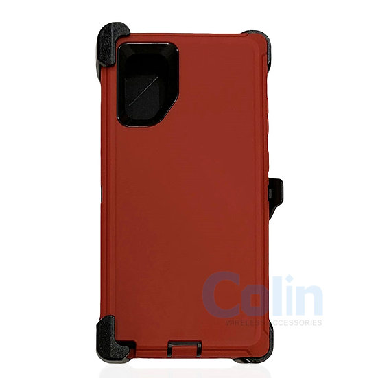 Samsung galaxy Note 10 case with clip heavy duty protective holster cover