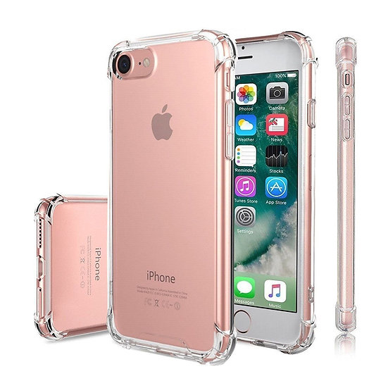 iphone 6/7/8 Plus Clear tpu case