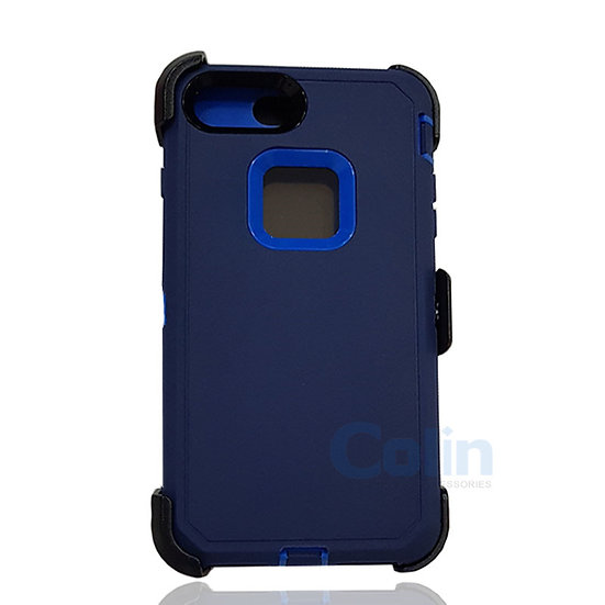 iPhone 6/7/8 Plus universal case with clip heavy duty protective holster cover
