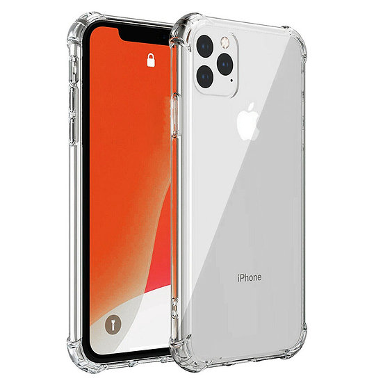iphone 11 Clear tpu case