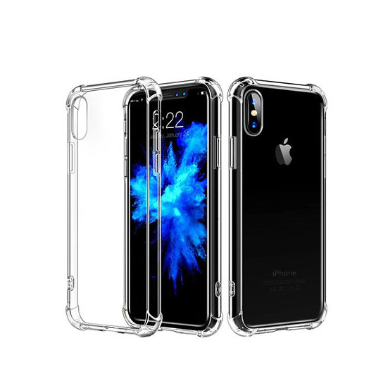 iphone Xs Max Clear tpu case