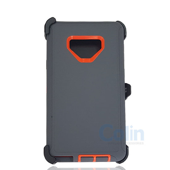Samsung galaxy Note 9 hybrid case with clip heavy duty protective holster cover