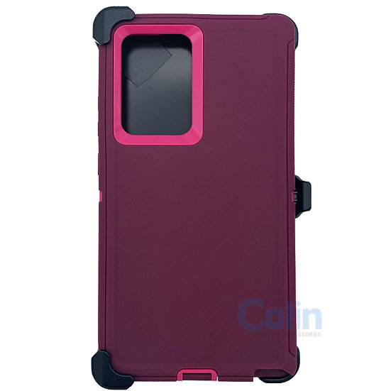 Samsung galaxy Note 20 Ultra case with clip heavy duty protective holster cover