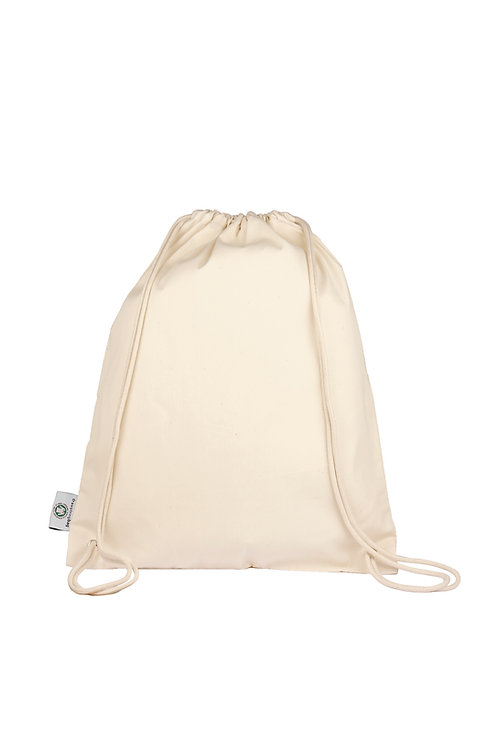 bio-cotton - drawstringbag