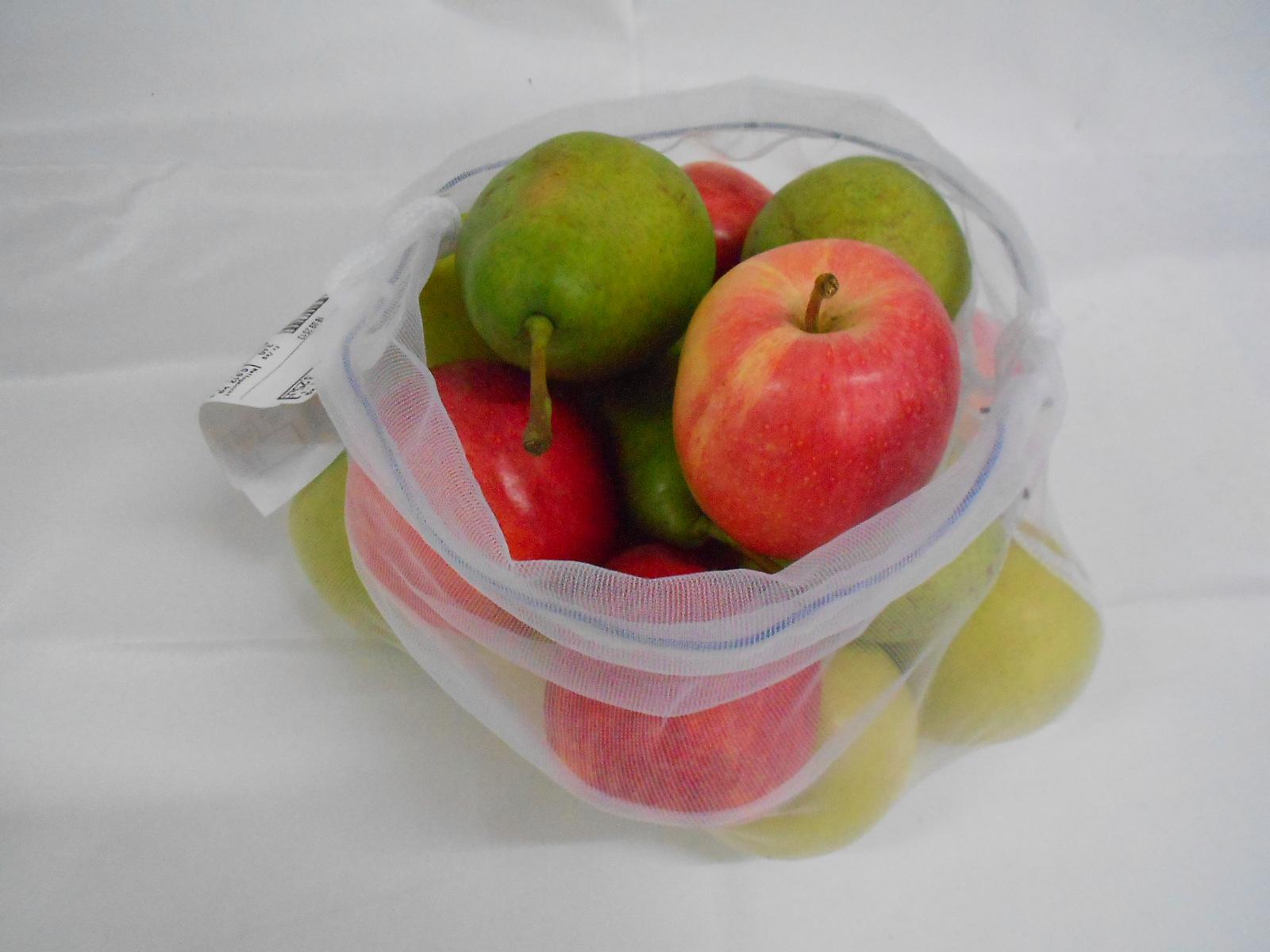 Manchmal gehören Äpfel