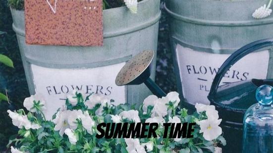 Moodboard Sommer