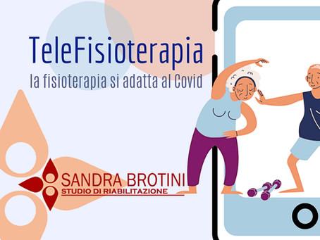 TeleFisioterapia (TF): la fisioterapia si adatta al Covid.