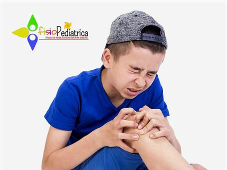 """Dolori articolari in età pediatrica: quando sono """"di crescita"""" e quando da stress?"""