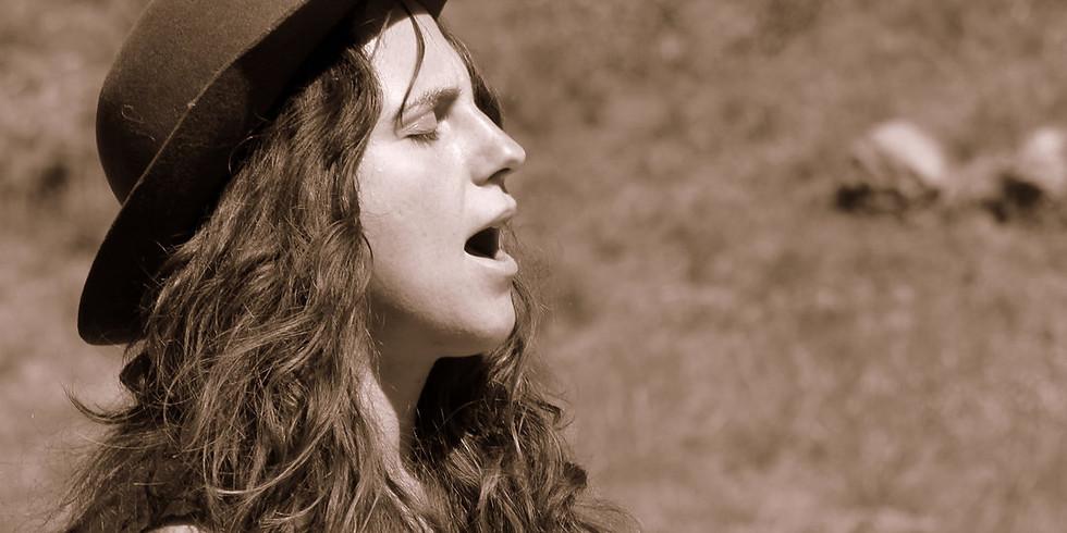 Sound Healing with Luz María Ampuero - October 6