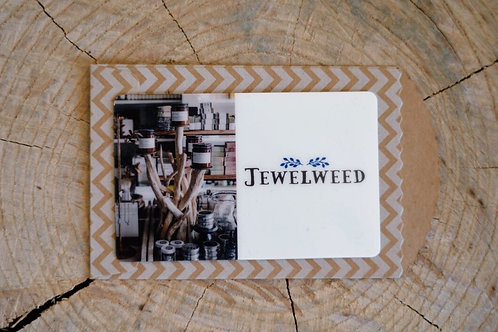 Jewelweed Gift Card