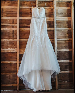 What a Stunning Dress