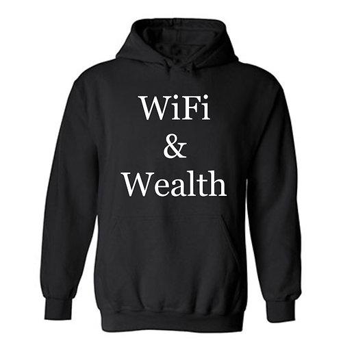 WiFi & Wealth Hoodie