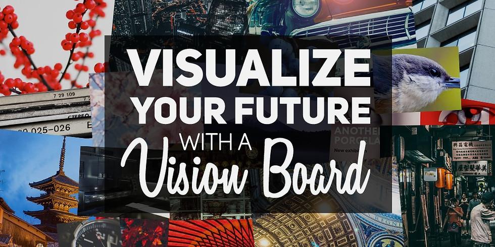 The DVR Vision Board Workshop