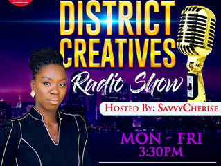 "Introducing ""The District Creatives Radio Show"""