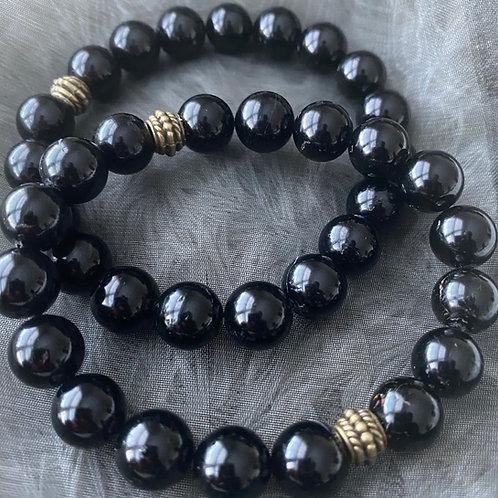 Black Tourmaline Good Vibes Set