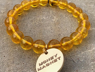 Introducing The Money Magnet Citrine Bracelet
