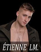 Cover model Romance novel