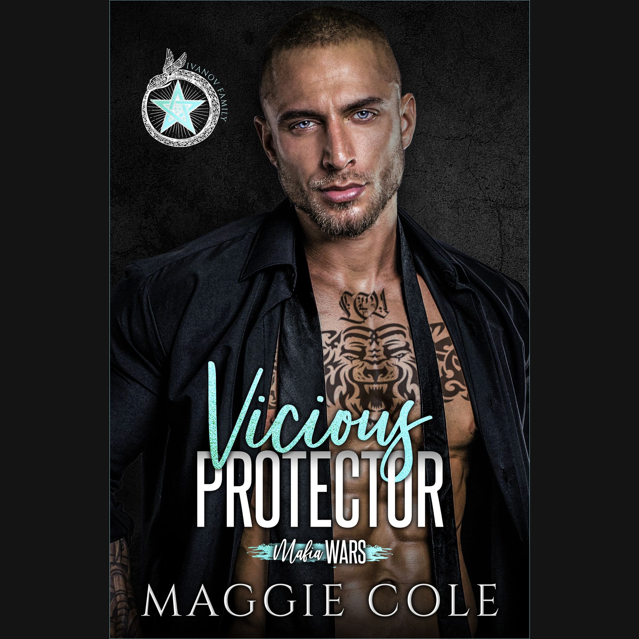 Vicious Protector by Maggie Cole