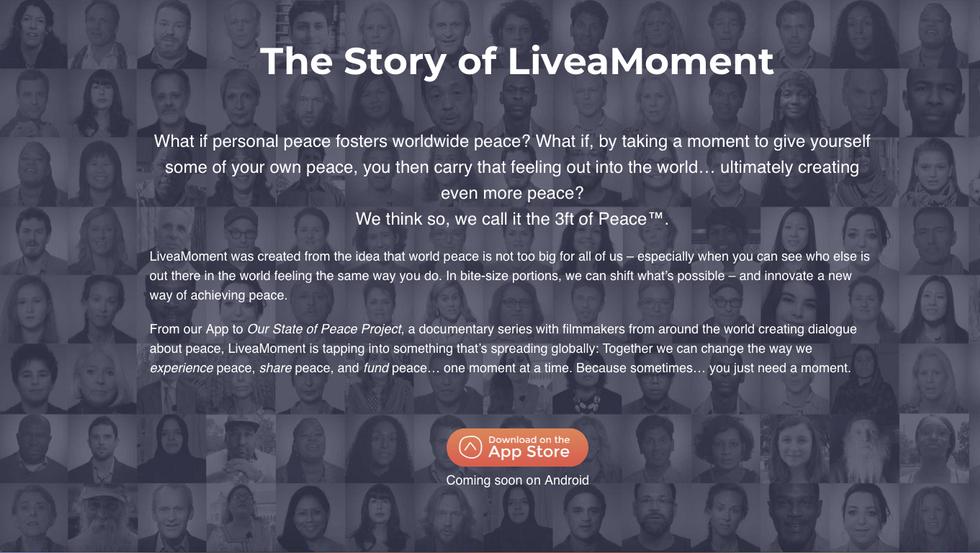LiveaMoment.com