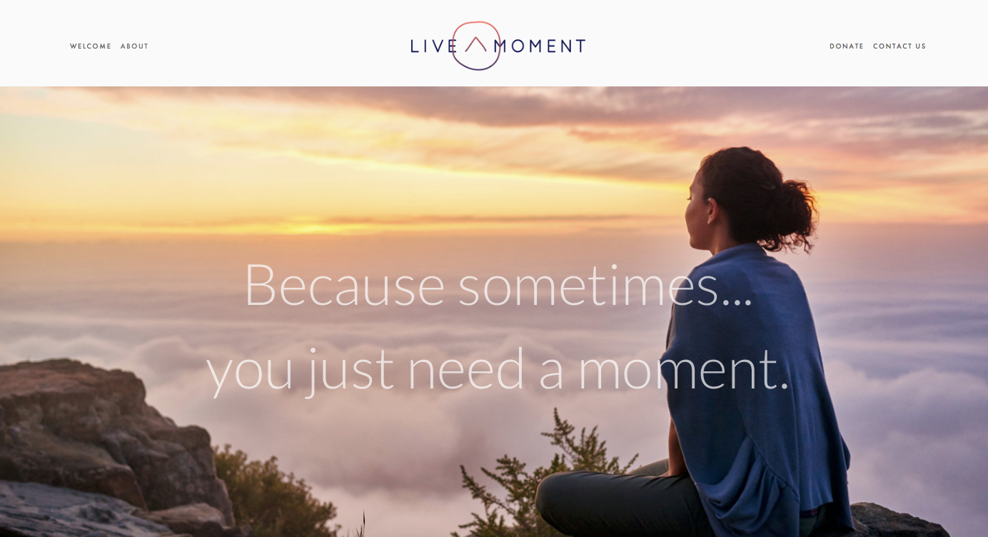 LiveaMoment.org