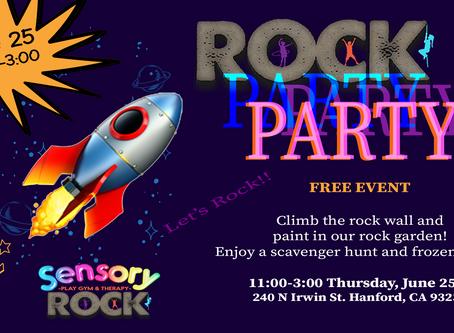 ROCK PARTY!