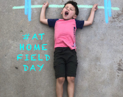 At Home Field Day – 10 Ways to Play (plus a bonus)