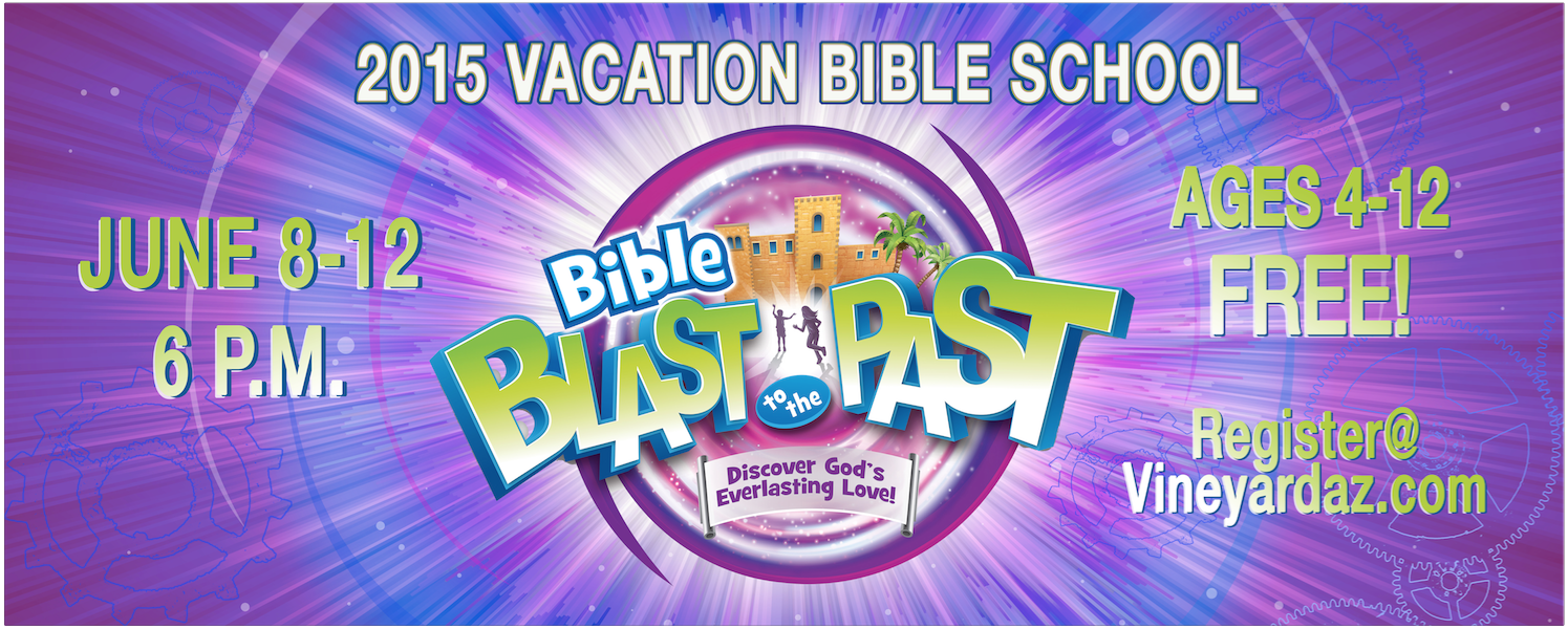 VCC VBS Outdoor Banner