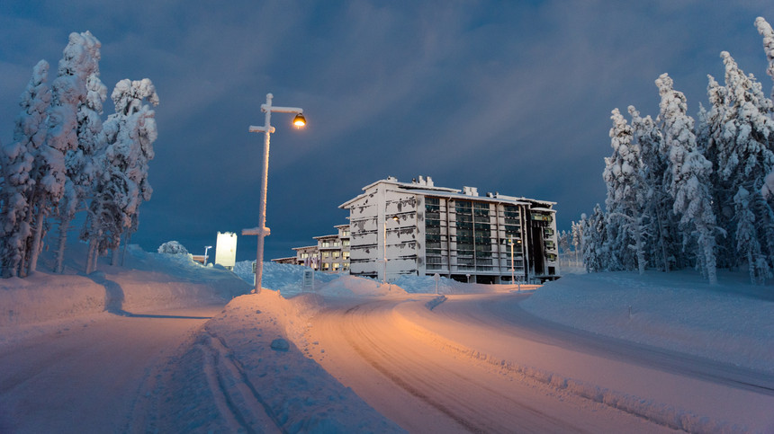 Finland, Larvik