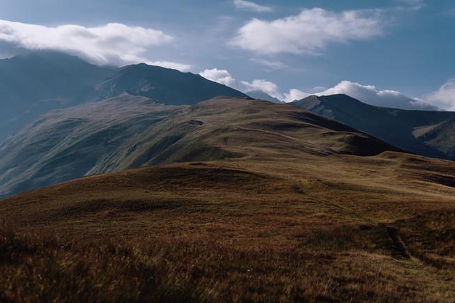 Georgië, Khidotanis ridge
